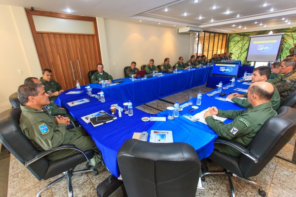 COMPREP realiza Workshop com comandantes de Unidades Militares
