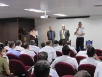 Alunos do C-PEM conheceram a importância do Com8ºDN para a sociedade paulista