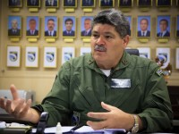 Major-Brigadeiro Mesquita, em entrevista sobre mudanças na gestão do ensino