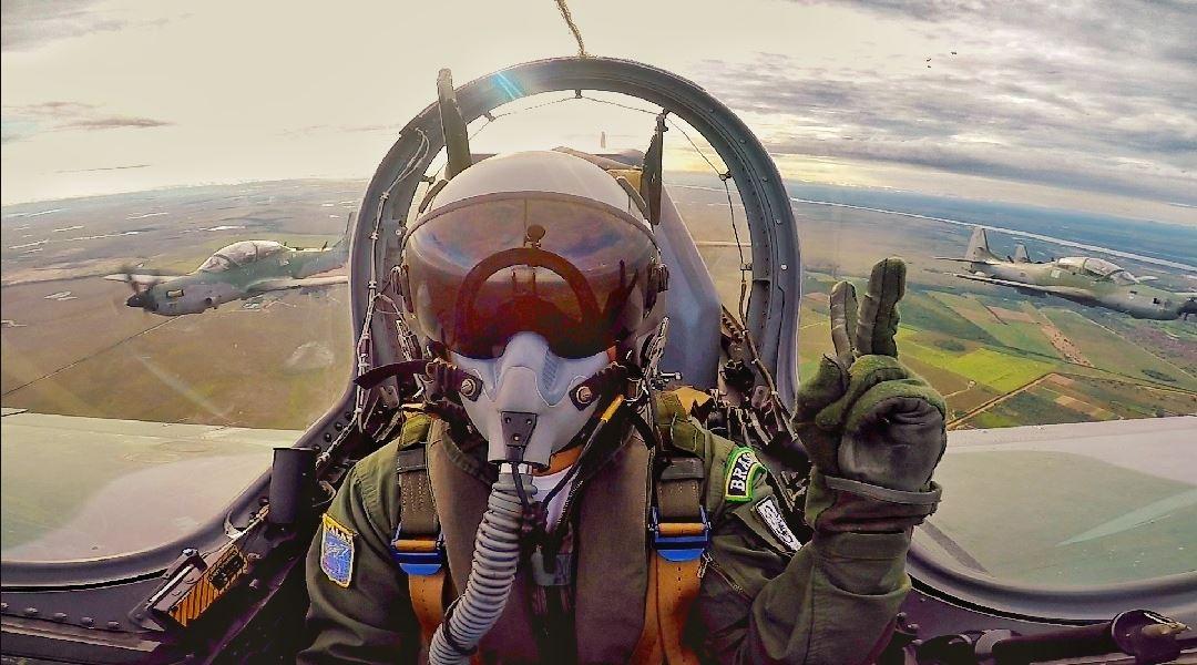 Esquadrão Escorpião inicia Exercício Operacional em Boa Vista
