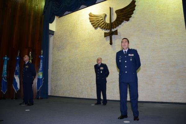 Cerimônia marca Passagem de Comando da UNIFA, ECEMAR e CDA