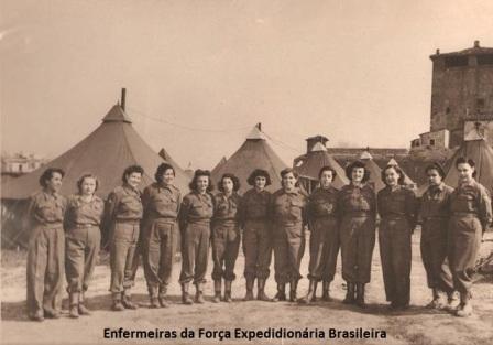Guerreiras brasileiras: a mulher em defesa do Brasil