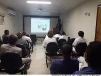 """Palestra sobre """"Eficiência Energética"""" no HNRe"""