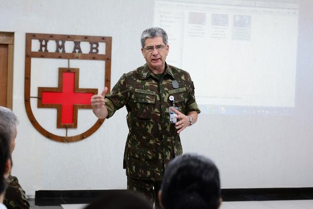 Hospital Militar de Área de Brasília busca Certificação de Qualidade