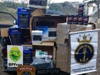 Marinha do Brasil apoia 1