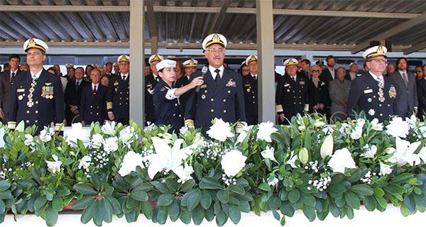 Marinha do Brasil realiza Cerimônia de Passagem de Comando do 7º Distrito Naval