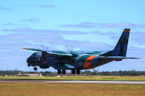 Confira como foi a incorporação da nova aeronave SC-105 Amazonas SAR