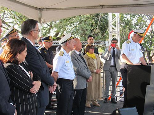 Vice-Almirante Guerreiro parabeniza Sorocaba pelo 363º Aniversário