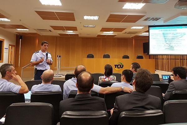 Reuniões no TCU abordam Parceria Público Privada no Comando da Aeronáutica