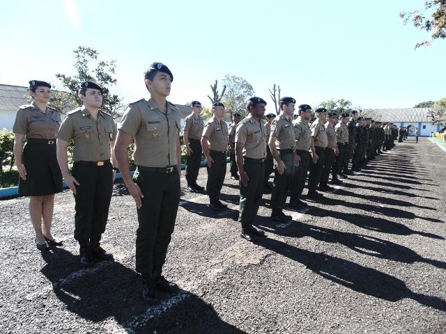 1ª Companhia de Engenharia de Combate Mecanizada celebra Dia do Uniforme