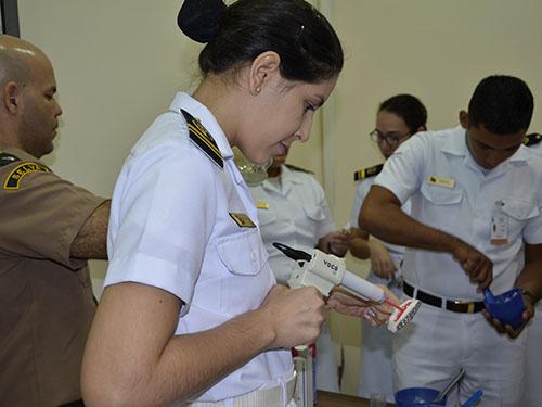 Policlínica Naval de Manaus realiza Workshop de Odontologia Estética