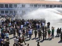 Os alunos passaram 40 dias de adptação à vida militar