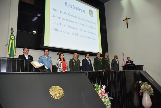 Assembleia Legislativa do Estado do Pará homenageia o Soldado Paraense