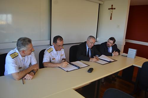 CIAW e PUC-Rio celebram contrato acadêmico