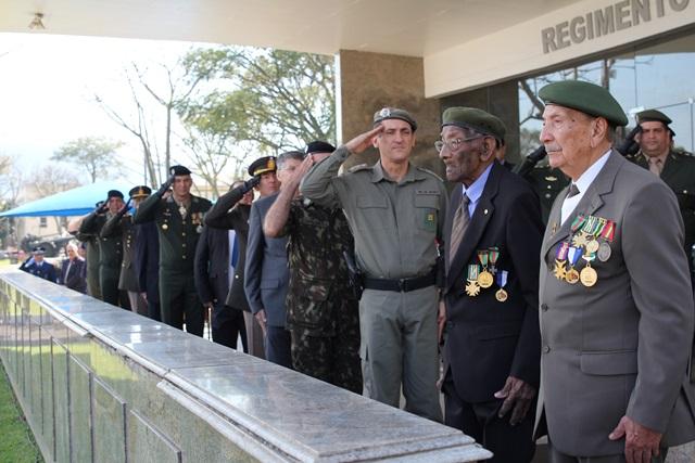 """""""Que uma só vontade nos una!"""": lema de Caxias para a manutenção da unidade nacional foi lembrado na 3ª DE"""