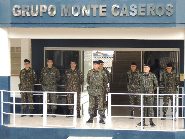 Inspeção de Qualificação é realizada no 27º Grupo de Artilharia de Campanha