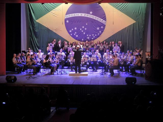 Música de qualidade para celebrar o Dia do Soldado em João Pessoa