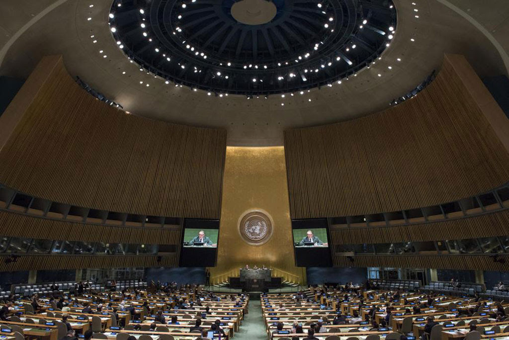 Credenciamento para Assembleia Geral da ONU vai até 5 de setembro