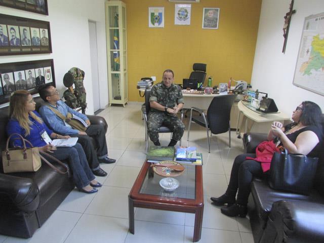 Visita do Programa de Qualidade do Amazonas (PQA)