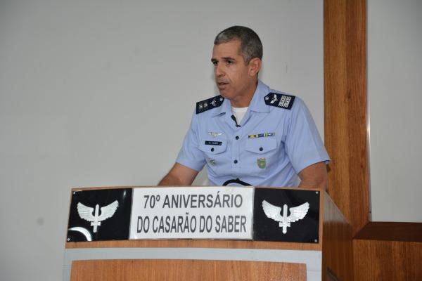 EAOAR completa 70 anos de preparo de oficiais da Força Aérea Brasileira