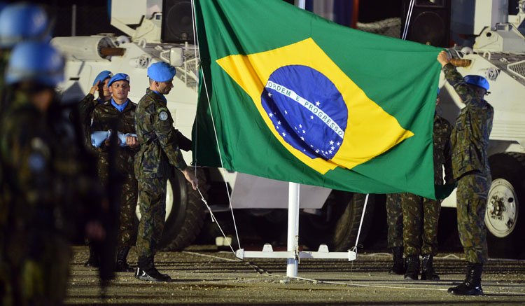 Bon Bagay, missão cumprida – cerimônia marca a saída das tropas brasileiras do Haiti