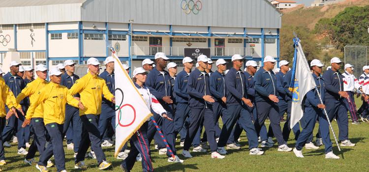 Iniciada competição esportiva entre escolas de formação de sargentos das Forças Armadas