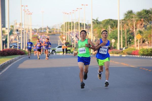 Ala 7 realiza corrida durante a Semana da Pátria em Boa Vista (RR)