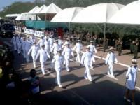 CPAP participa de desfile