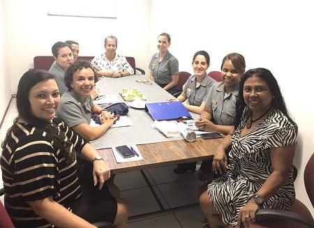 DASM realiza Visita Técnico-Funcional ao CIAA