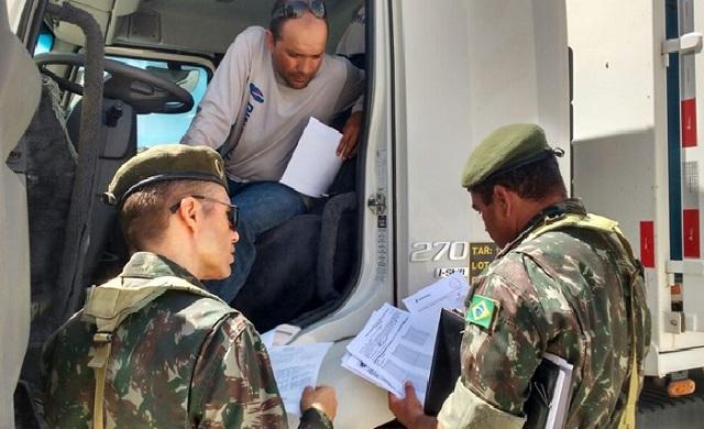 Exército Brasileiro encerra a Operação Dínamo V