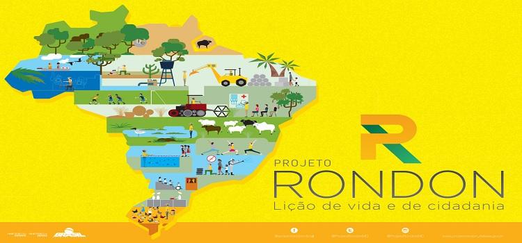 Projeto Rondon, do Ministério da Defesa, abre chamada pública em busca de parcerias