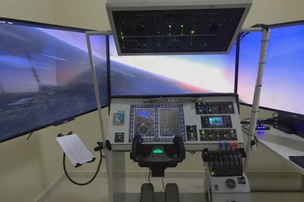 Esquadrão Netuno desenvolve simulador para aeronave modernizada de Patrulha