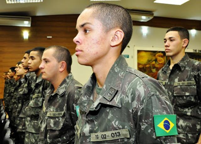 O Tiro de Guerra de Franca enviará atirador para a seletiva do Campeonato de Natação do Exército 2017