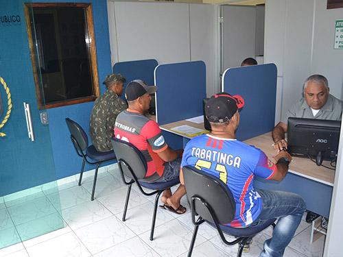 Capitania Fluvial de Tabatinga inaugura instalações do Grupo de Atendimento ao Público