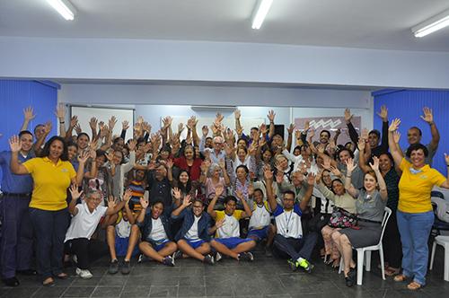"""Lançamento do """"Projeto Envelhecer"""" é realizado na Casa do Marinheiro"""
