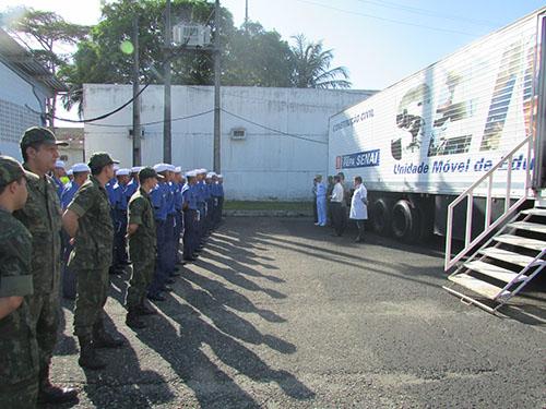 Comando do 4ºDN inicia curso do projeto Soldado-Cidadão