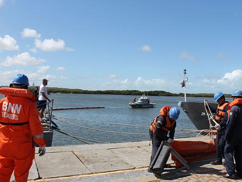 Diretoria de Portos e Costas realiza Auditoria na Base Naval de Natal