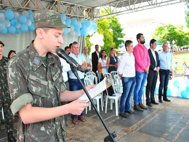 Comemoração dos 70 anos de Ribeirão do Pinhal