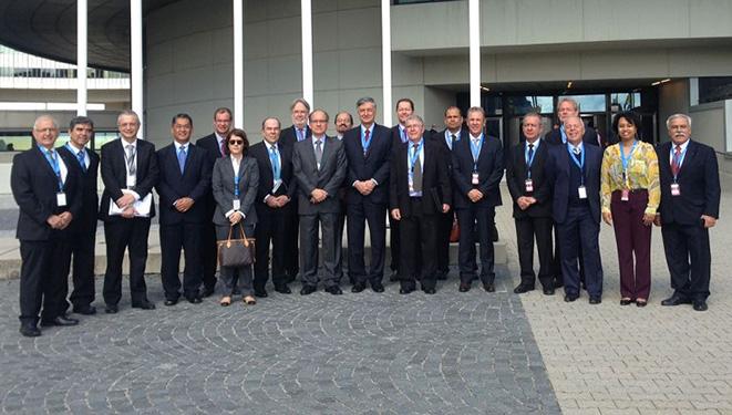 Amazul participa de conferência internacional em Viena