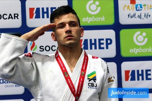 Atleta da Marinha do Brasil é o primeiro do ranking mundial Sub-21 de Judô