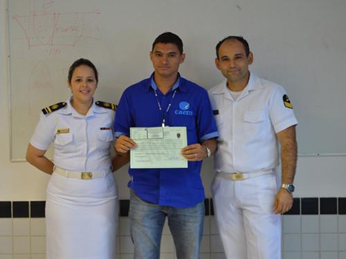 Capitania dos Portos do Rio Grande do Norte ministra Curso Especial para Tripulação na CAERN
