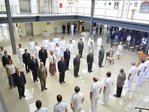 CIANB promove cerimônia de entrega da Medalha-Prêmio Almirante Newton Braga