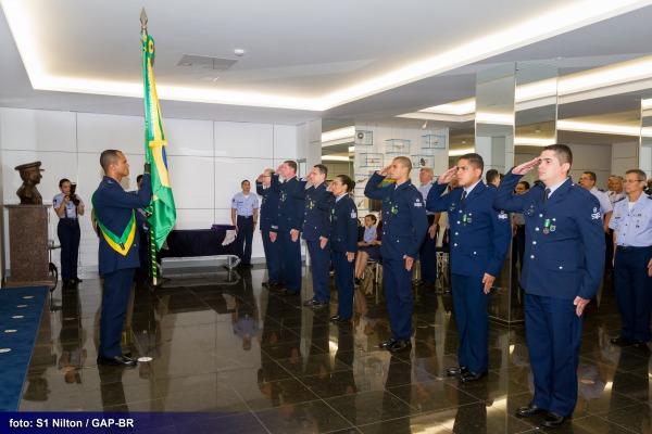 Centro de Controle Interno da Aeronáutica completa cinco anos de criação