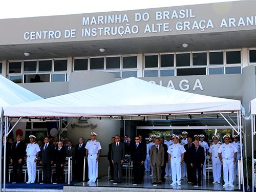 """Marinha do Brasil celebra o """"Dia Marítimo Mundial"""" no Rio de Janeiro"""