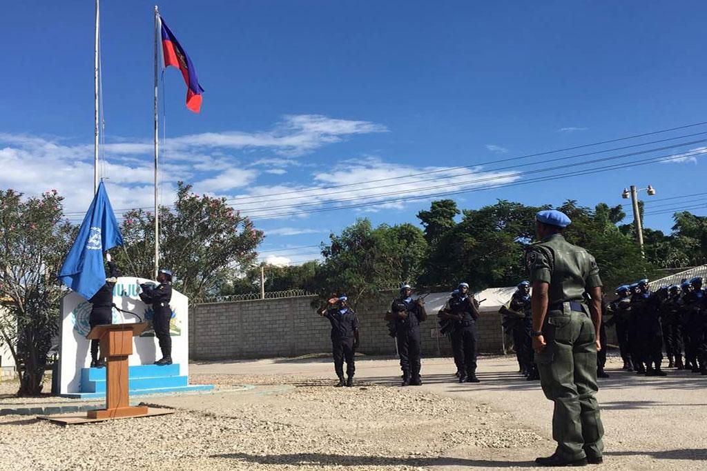 Secretário-geral da ONU elogia criação de nova missão no Haiti