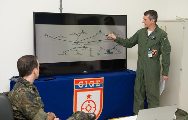 Exercício Ibero-Americano de Defesa Cibernética promove intercâmbio na área de segurança da informação