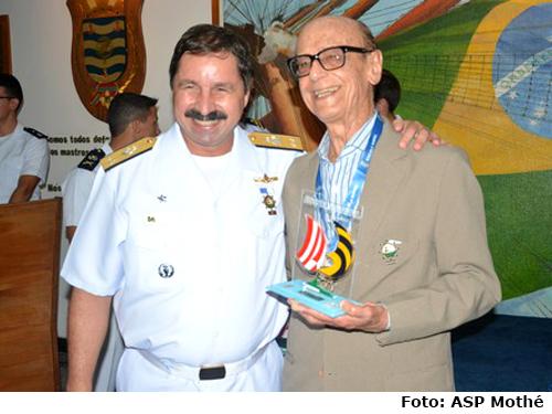 EN realiza cerimônia de premiação da 72ª Regata Escola Naval