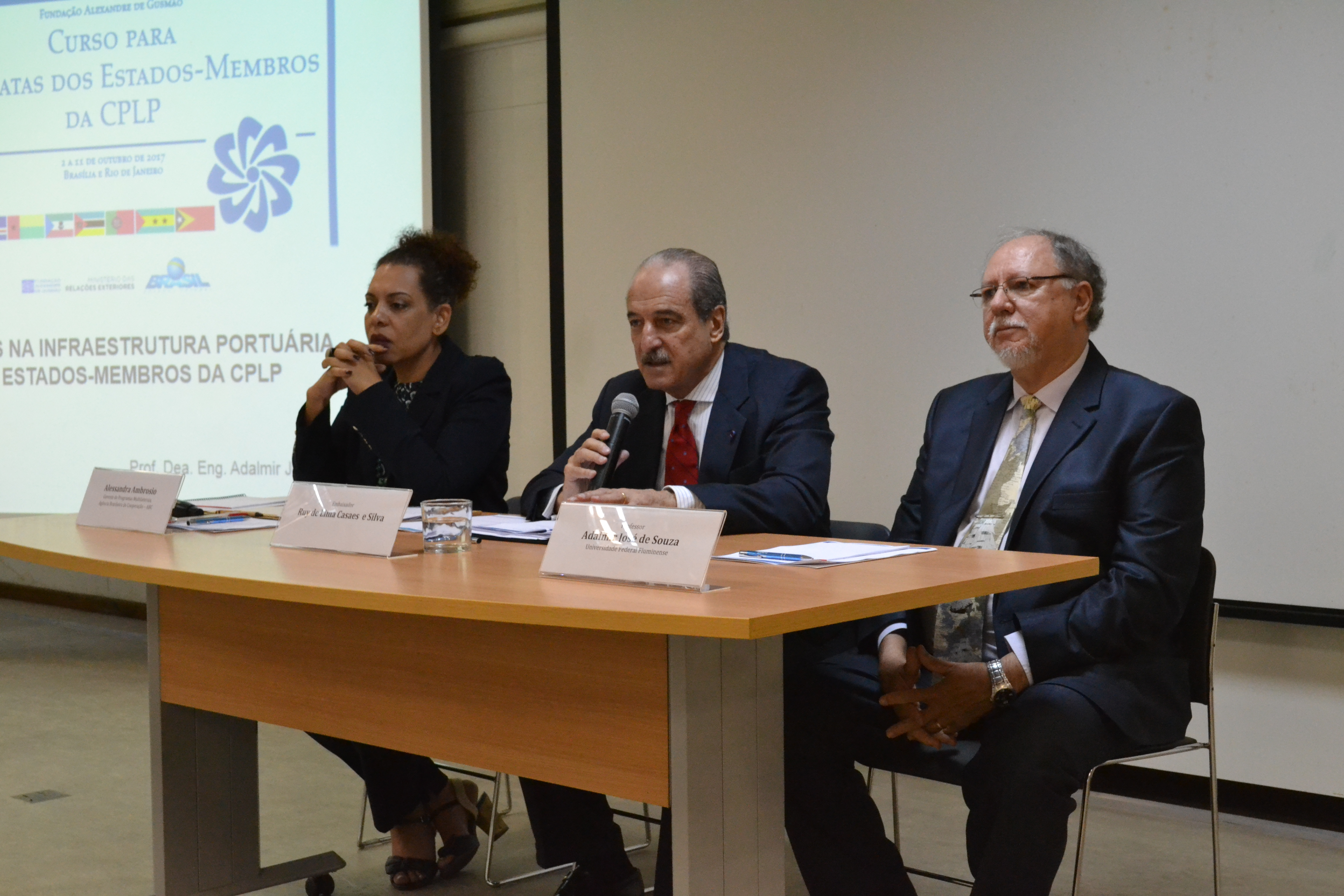ESG realiza VII Curso para Diplomatas Africanos
