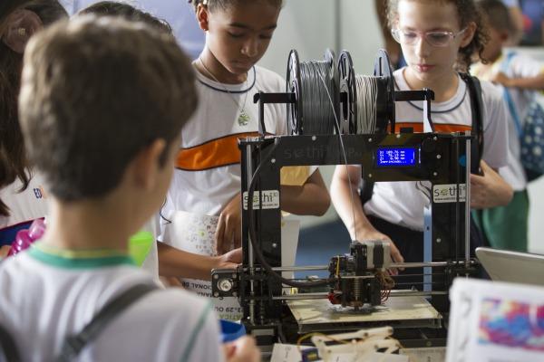 Semana de Ciência e Tecnologia tem participação da FAB em Brasília (DF)