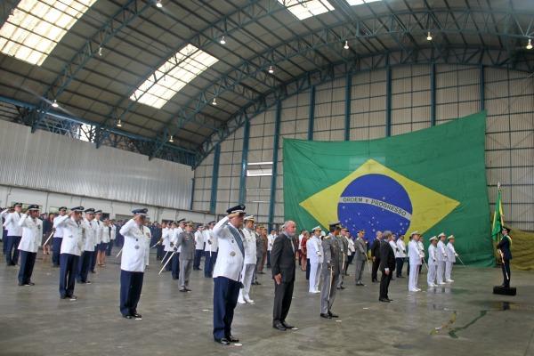 Unidades realizam cerimônias em todo o País para homenagear Dia do Aviador e da FAB
